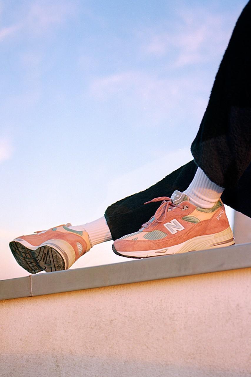 Patta x New Balance 991