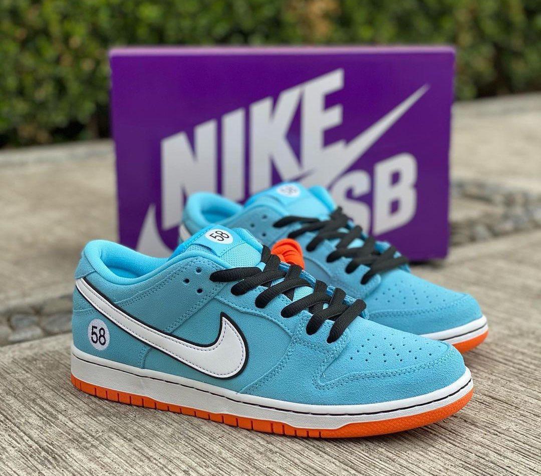 "Nike SB Dunk Low ""Club 58"""