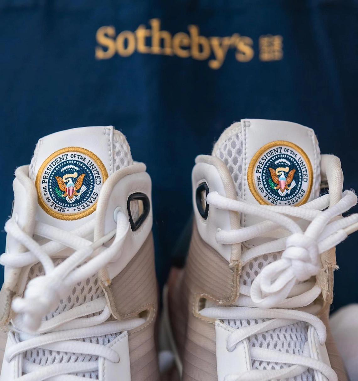 Sotheby's offrira une Nike Hyperdunk PE