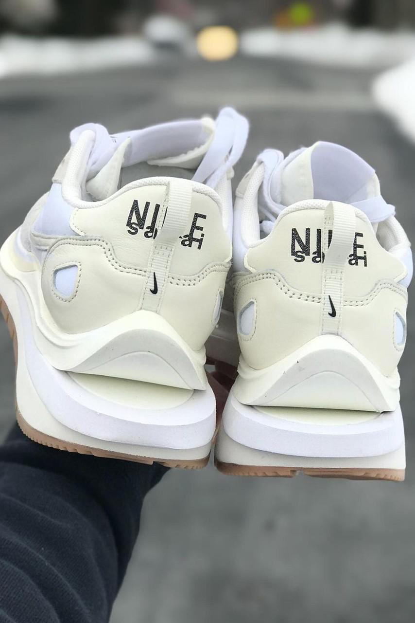 """Une collaboration sacai x Nike Vaporwaffle """"Sail"""" avec Gum Bottoms est en préparation"""