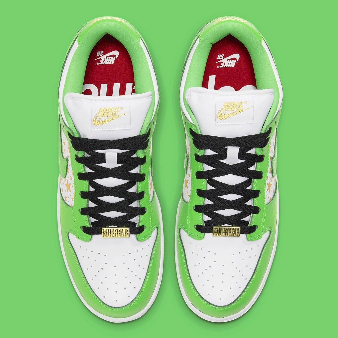 Supreme x Nike SB Dunk Low pour le 4 Mars