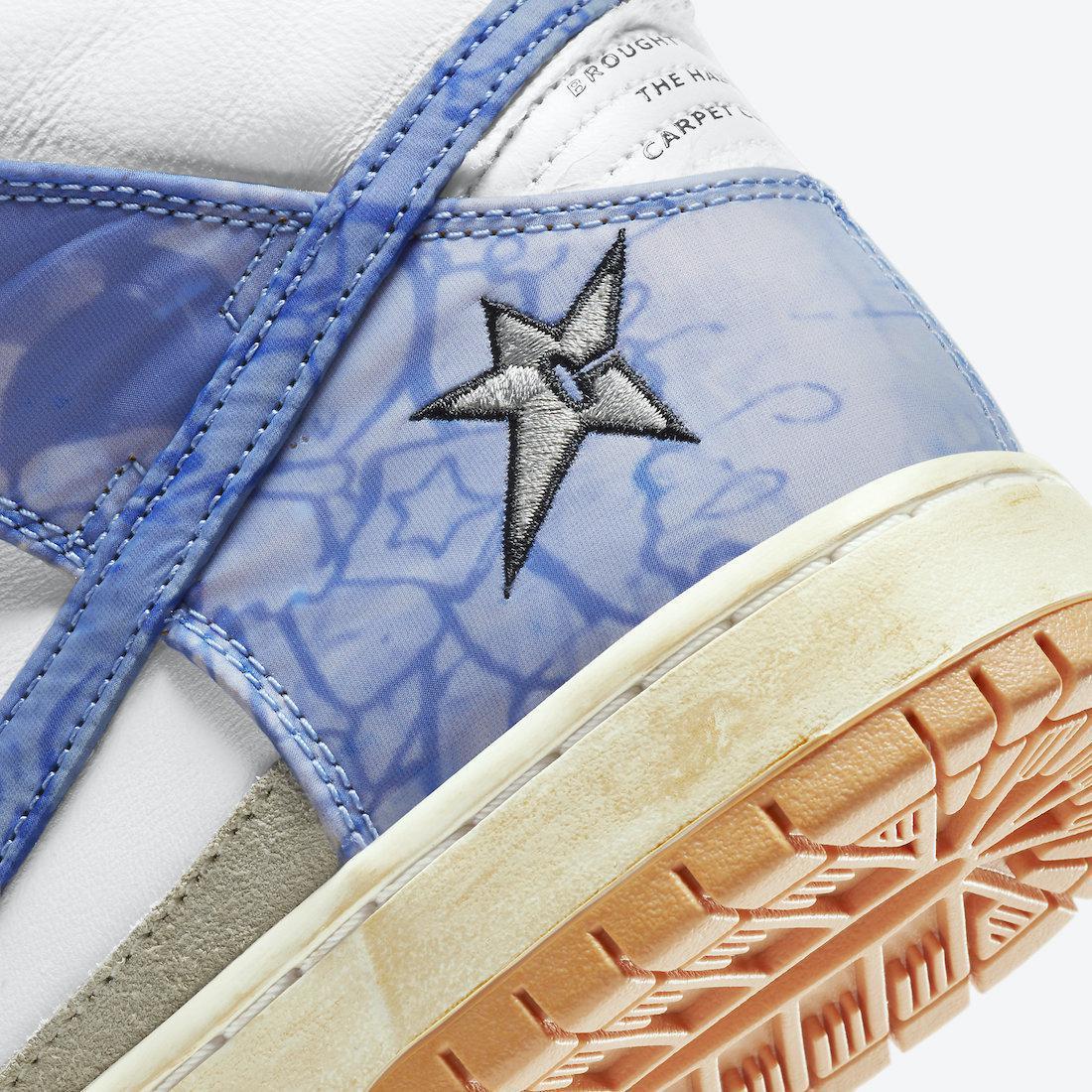 Official Photos - Carpet Company x Nike SB Dunk High