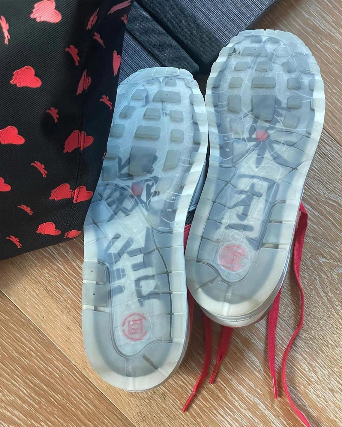 """CLOT """"Solar Red"""" Nike Air Max 1 """"K.O.D."""""""