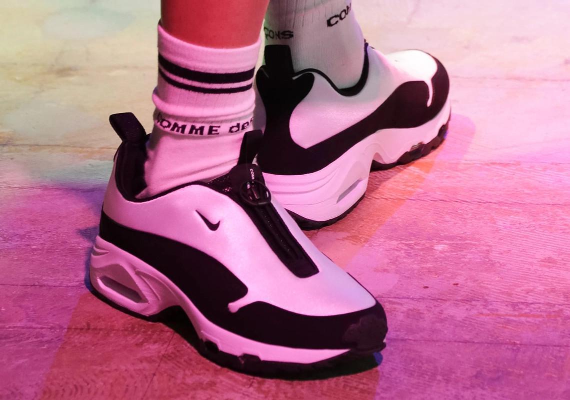COMME des GARCONS et Nike font revivre l'Air Sunder Max pour SS22