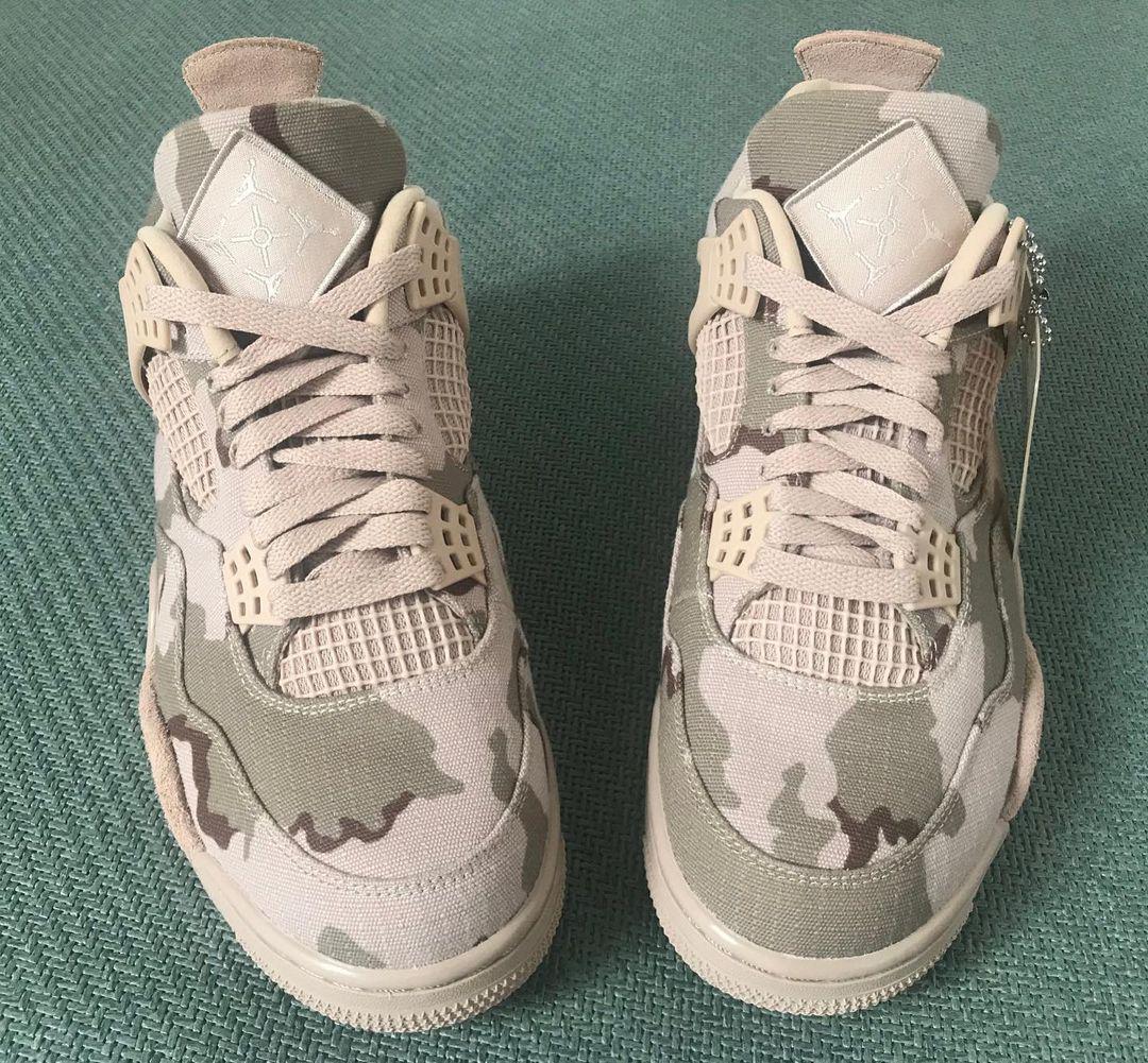 Aleali May x Air Jordan 4