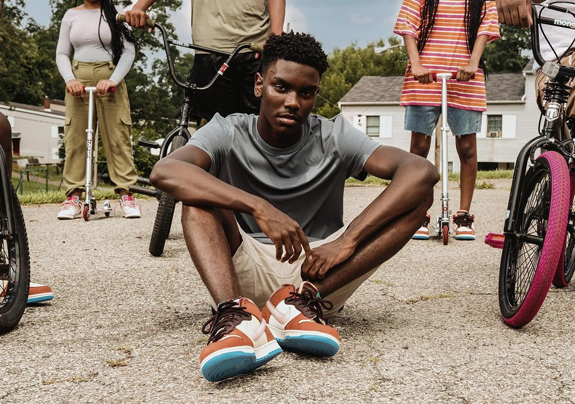 """Social Status annonce les dates de sortie de ses Nike Dunks avec le court-métrage """"Free Lunch""""."""