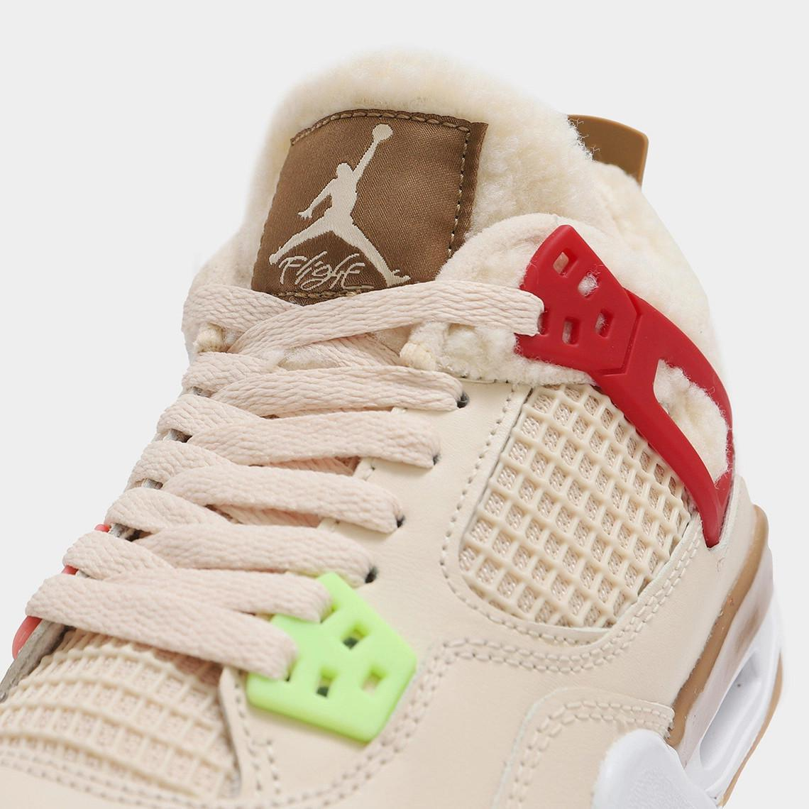 "First Look Air Jordan 4 GG ""Wild Things"""