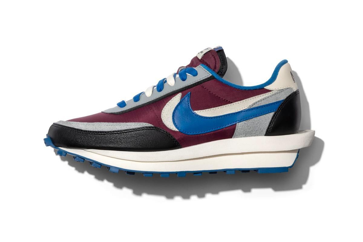 CLOT, Fragment Design et UNDERCOVER dévoilent une série de modèles sacai x Nike LDWaffle.