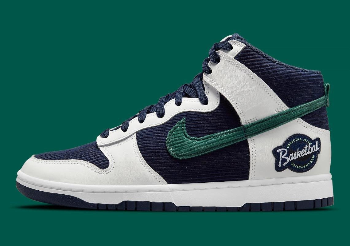 "Nike Dunk High EMB ""Basketball"""