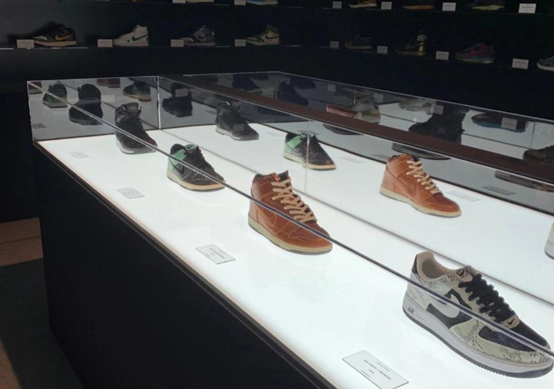 Atmos aide à célébrer des années d'histoire de la sneaker avec les archives Nike CO.JP