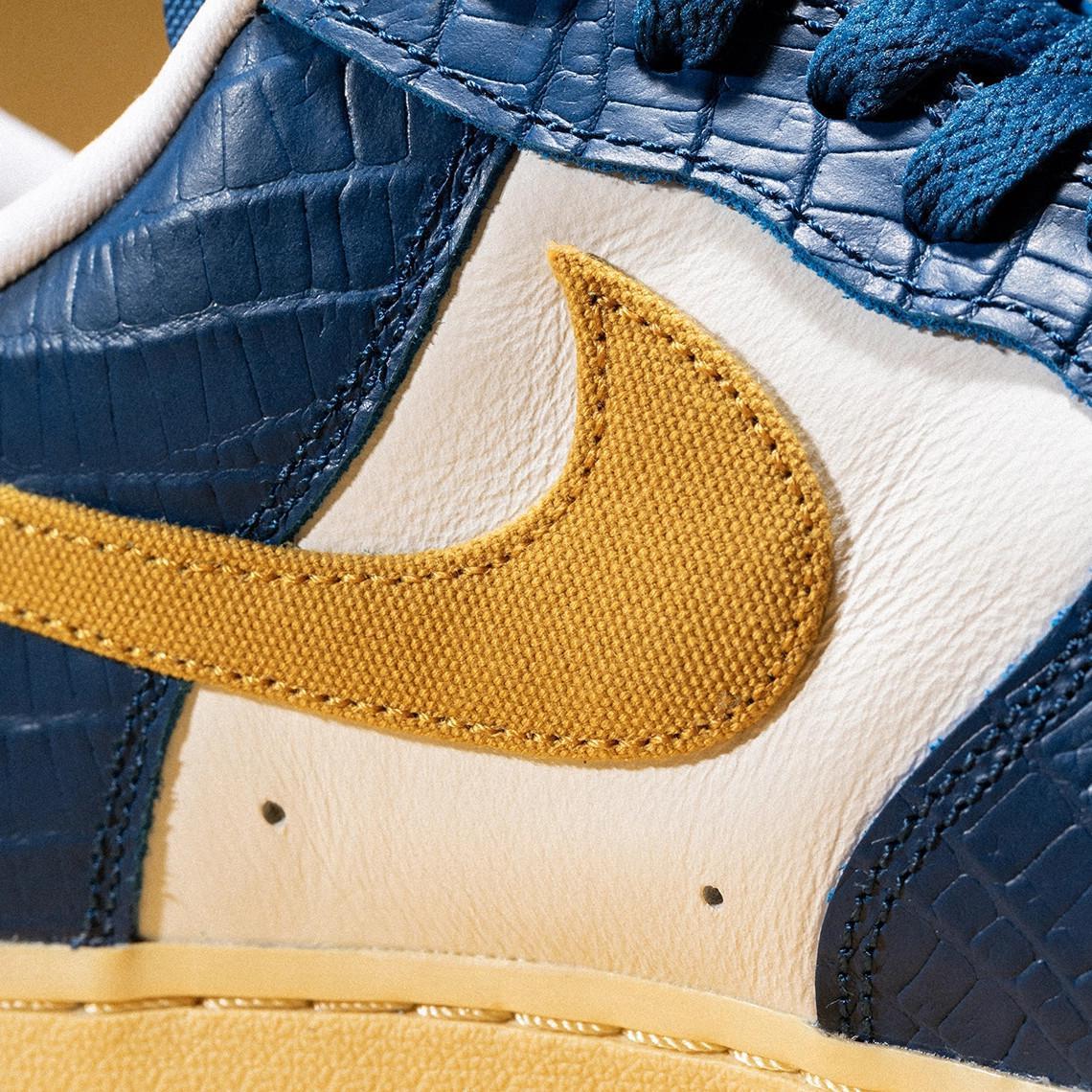 """UNDEFEATED dévoile le deuxième volet de son projet Nike Dunk vs. AF-1 """"5 On It""""."""