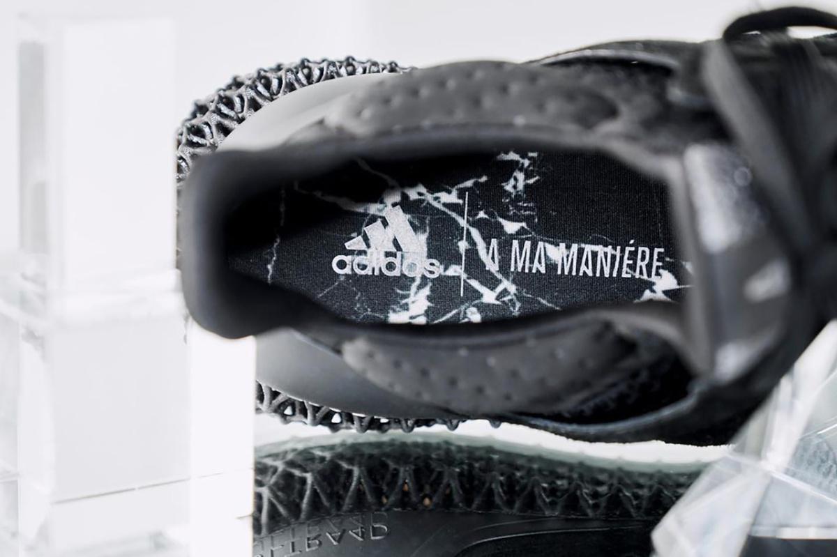 A Ma Maniére annonce sa collaboration avec adidas Ultra4D