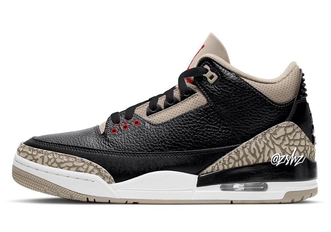 """Air Jordan 3 """"Desert"""""""
