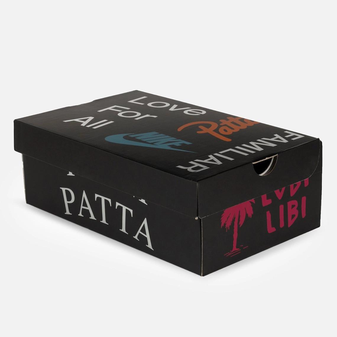 """Patta dévoile la collaboration Nike Air Max 1 avec la vidéo """"Waves Not Cycles""""."""