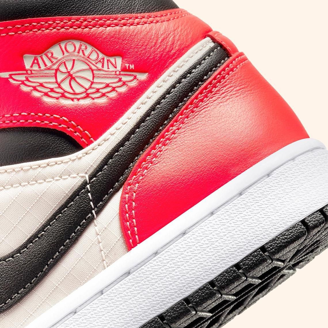 "Air Jordan 1 Mid SE ""Light Orewood Brown"""