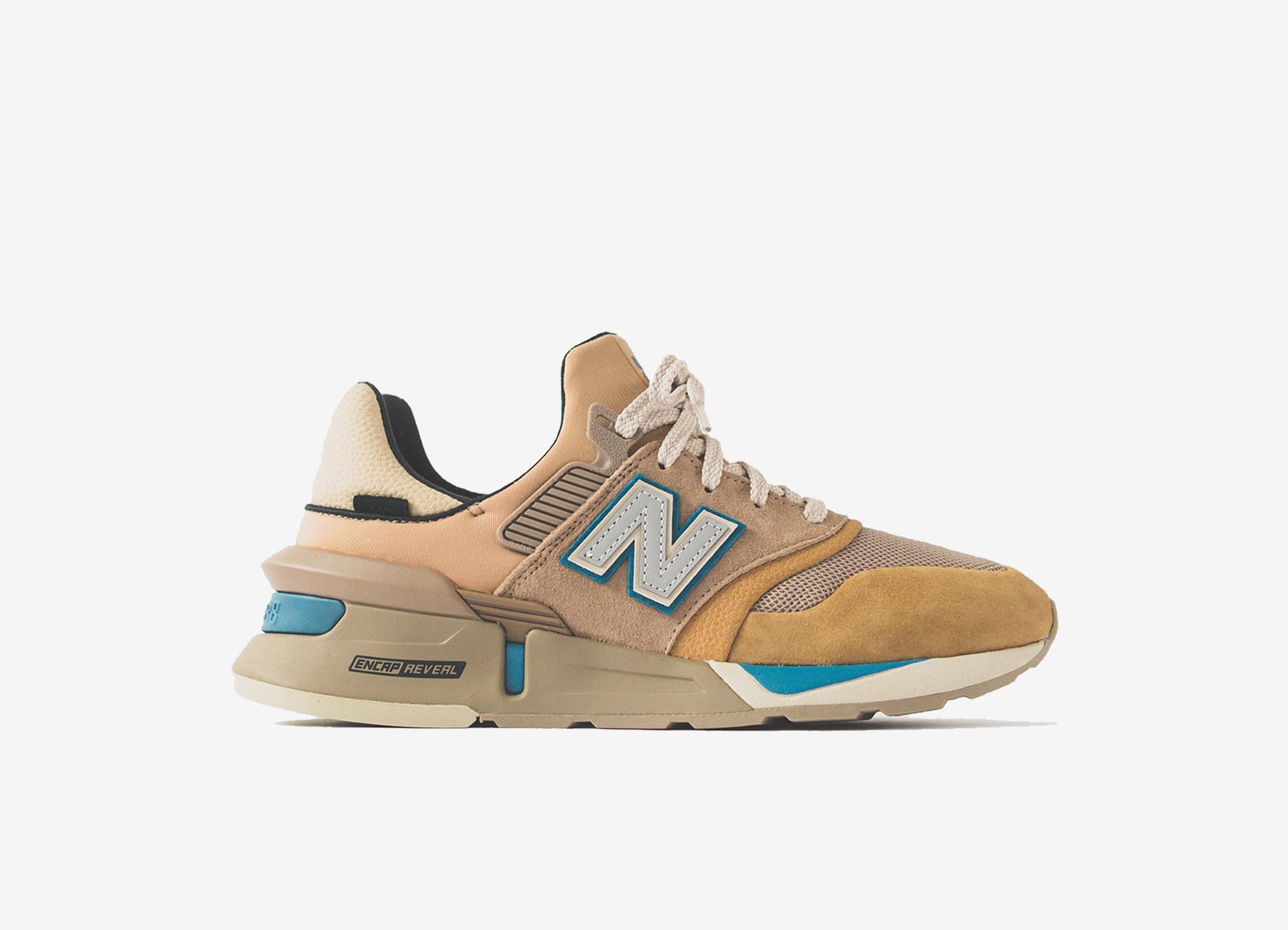 kith x nonnative x new balance 997 sport