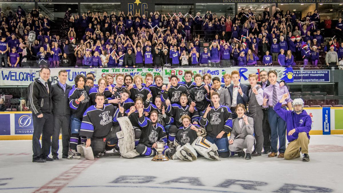 What is Monsignor Clair Cup?