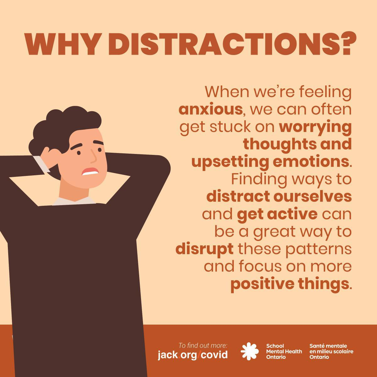 Distraction Exercises