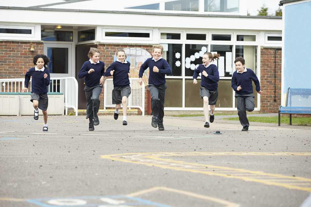 'Traditional' playground games best for children's health