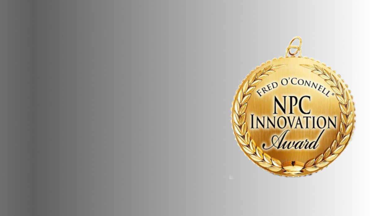 Fred O'Connell NPC Innovation Award 2020