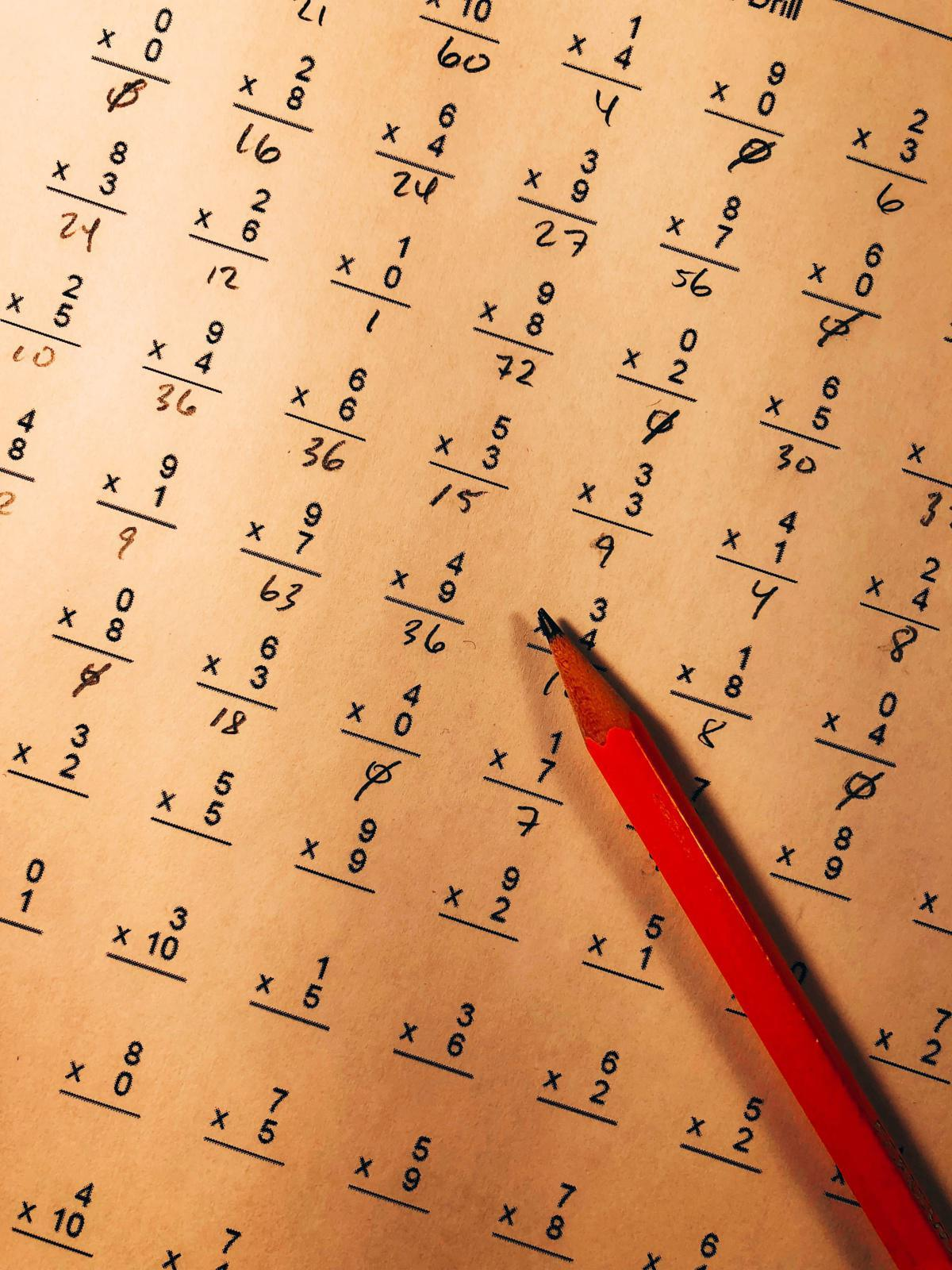 Ask Brian: My son is struggling with primary school maths. How can I help?