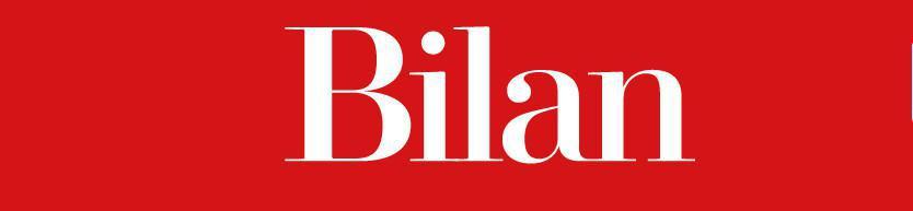 Article dans Bilan