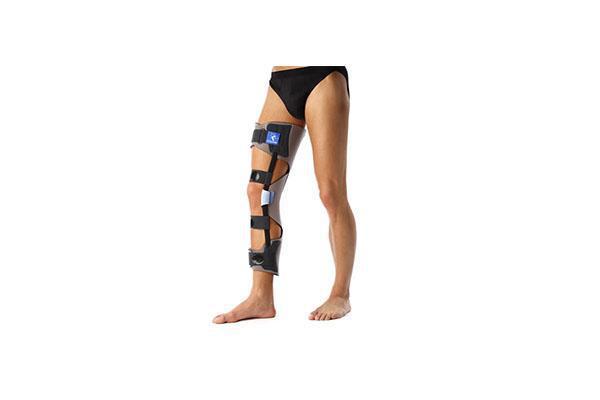 Attelles de genou