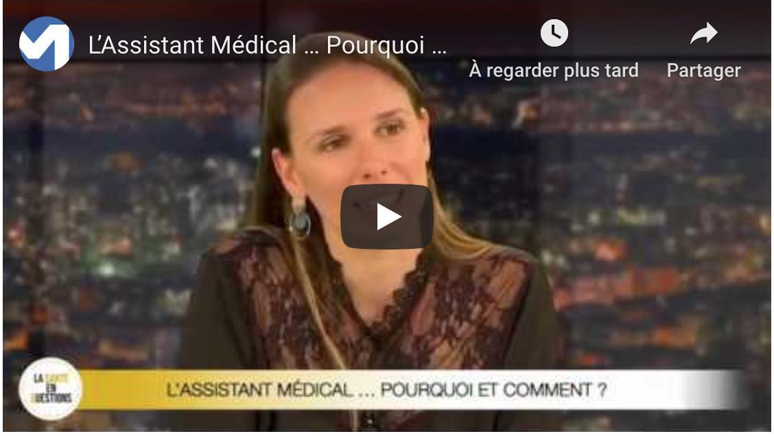 L'Assistant Médical … Pourquoi et comment ?