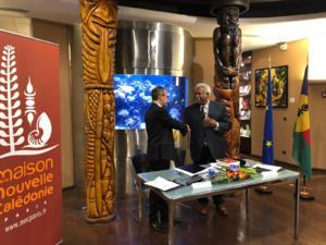 L'Assemblée de Corse partenaire du Congrès de Nouvelle-Calédonie