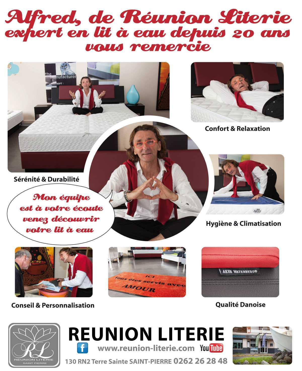 Réunion Literie
