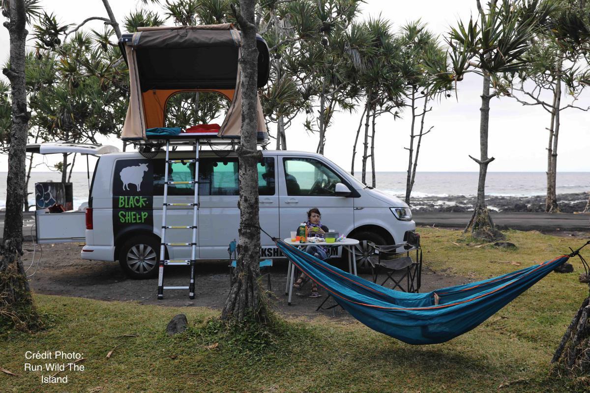 BlackSheep Van Réunion