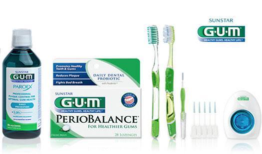 Igiene orale: Prodotti Gum