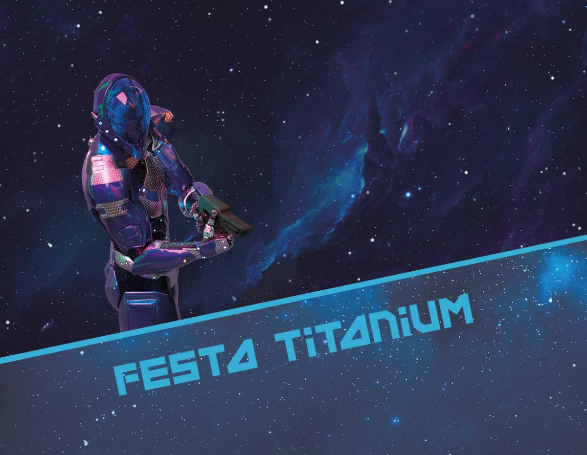 Festa Titanium