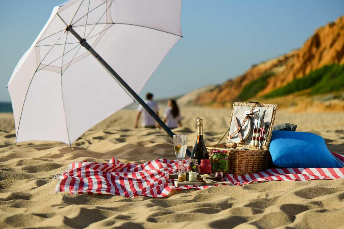 Book a Picnic at a Secret Beach