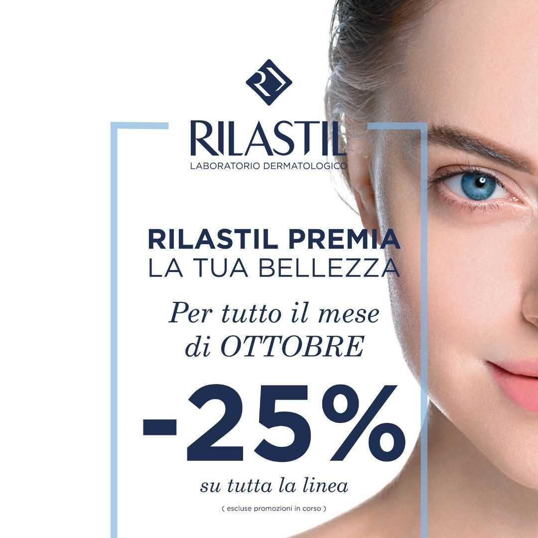 -25% su Rilastil