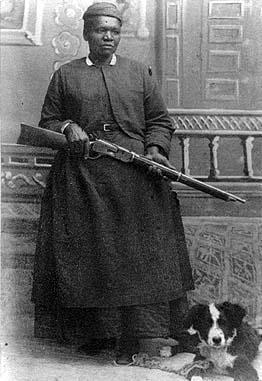 Stagecoach Mary