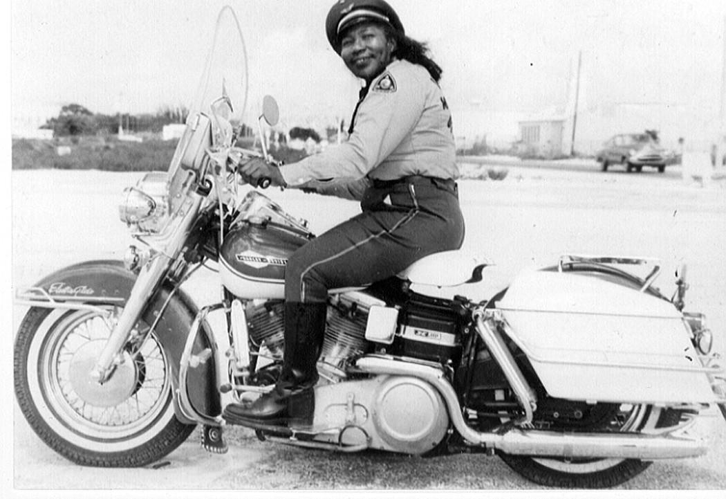 The Motorcycle Queen of Miami