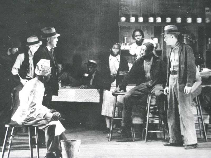 The Negro Theater Project