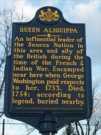 Queen Of The Delawares
