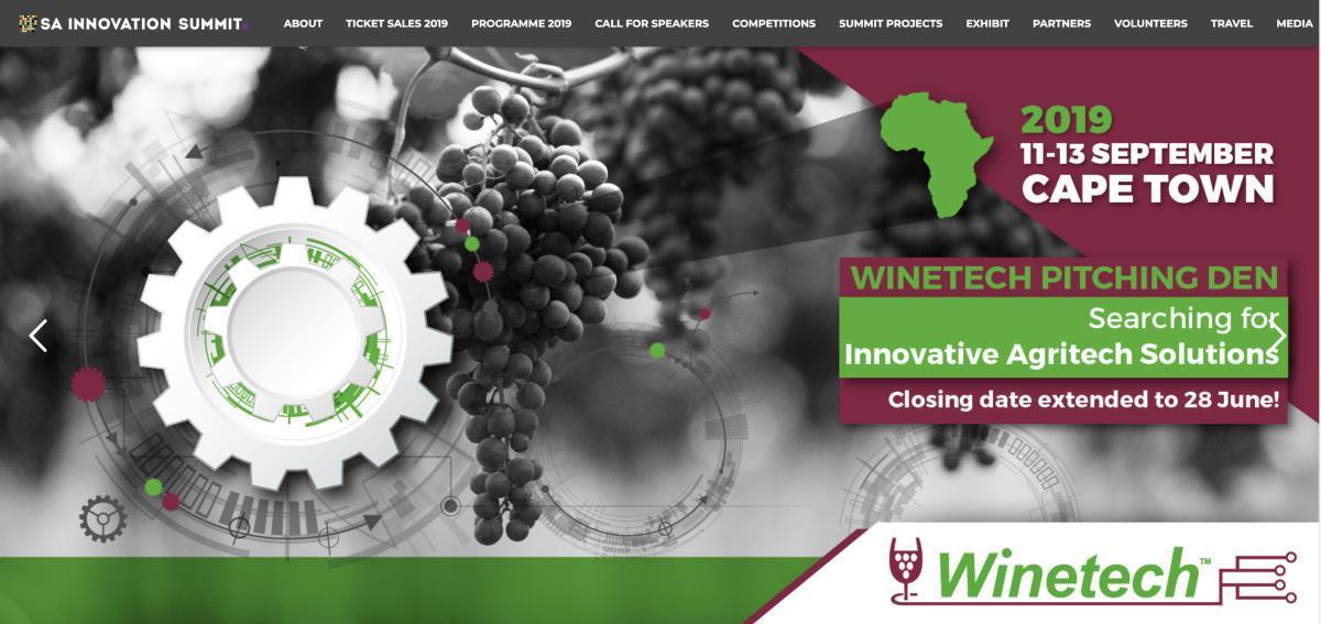 SA Innovation Summit 2019