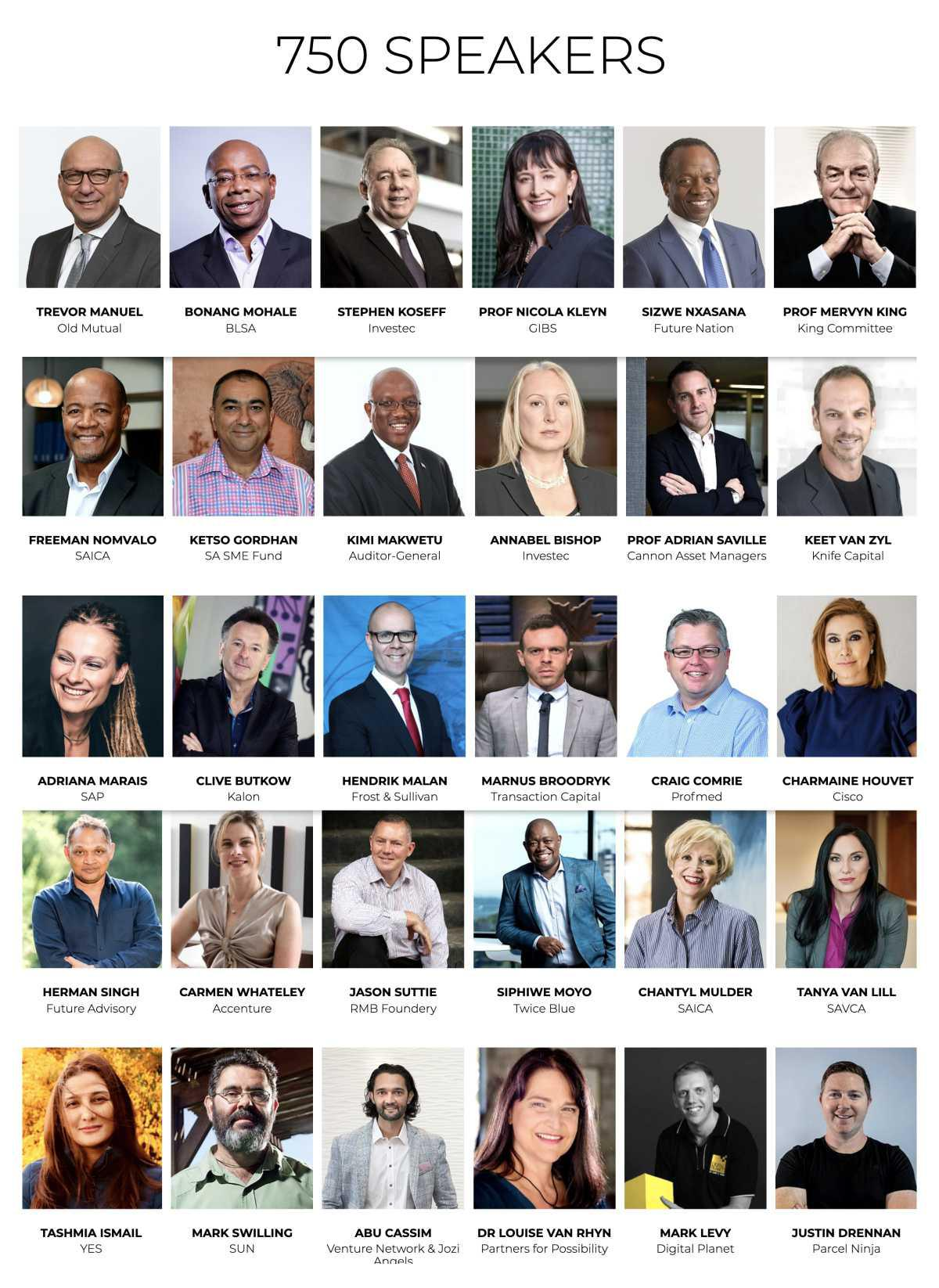 Leaderex - Get inspired by top CEOs and entrepreneurs