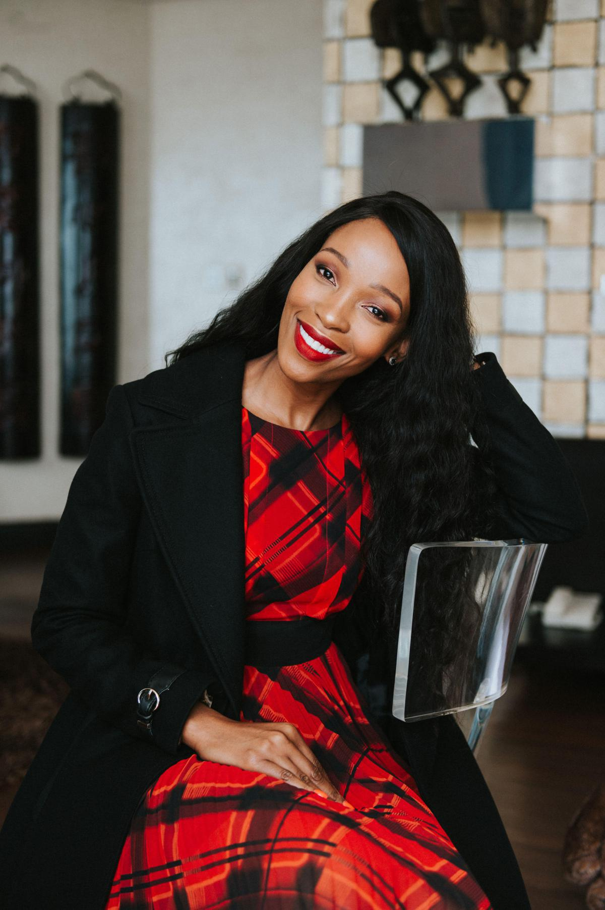 Vika Shipalane : CEO and Founder of VBS Luxury Group
