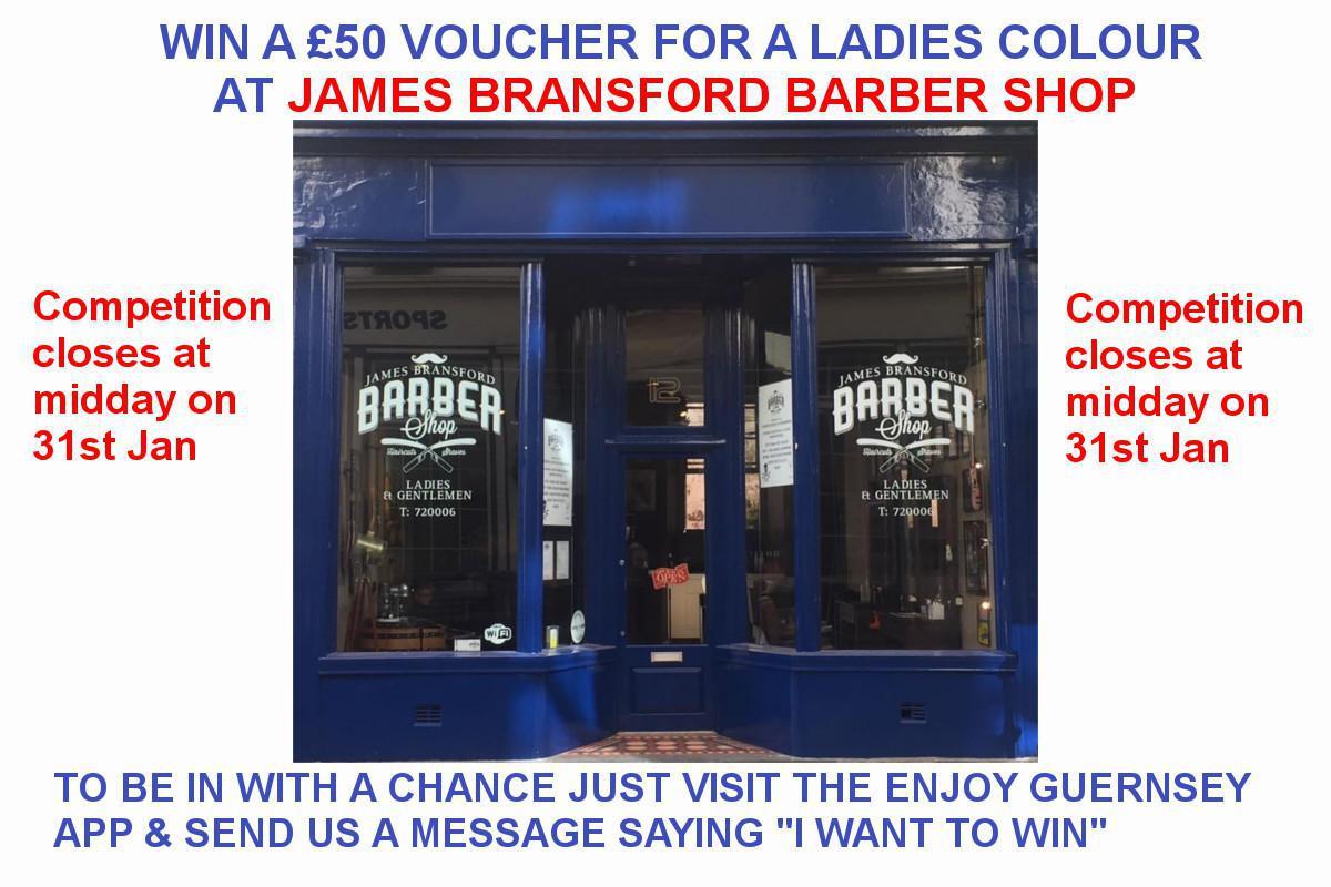 Win a voucher worth £50 for a Ladies Colour!
