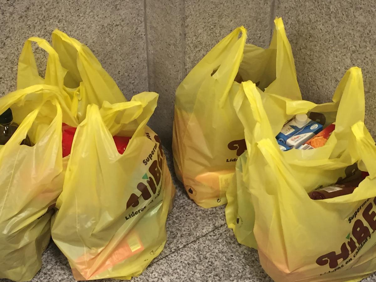 Jornada entrega de Alimentos