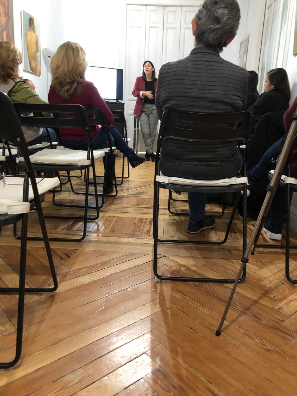 Conferencia de crecimiento personal: Y ahora que?