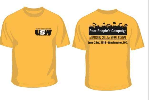 Poor Peoples Campaign March.