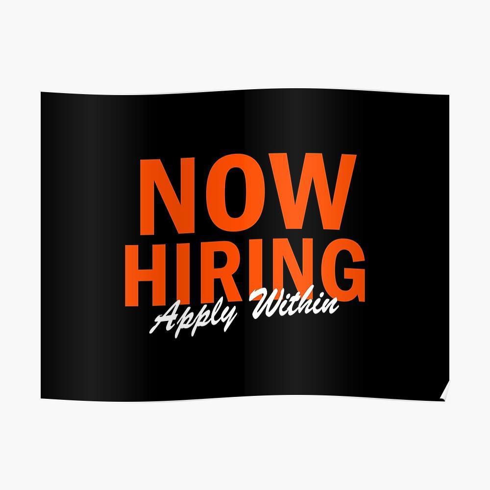 October 24th Job Postings