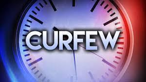 Philadelphia Curfew