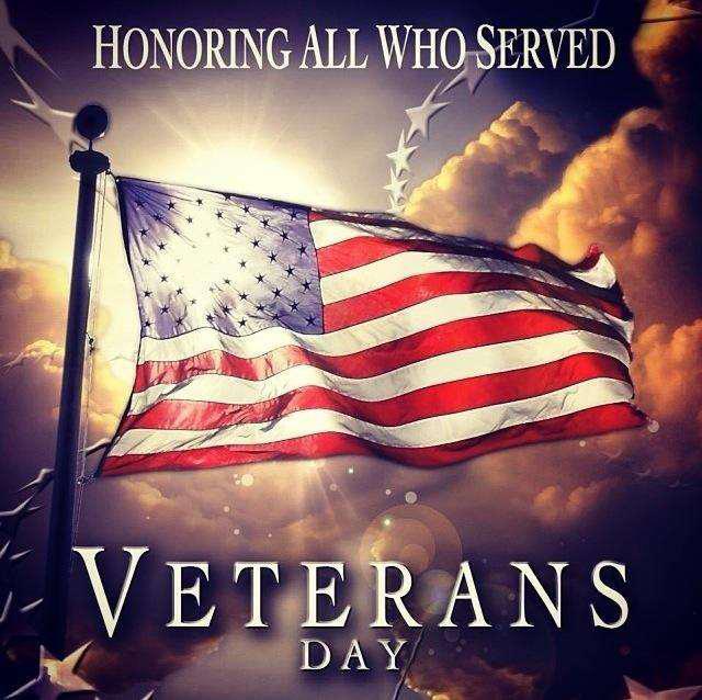 Respecting all Veterans.