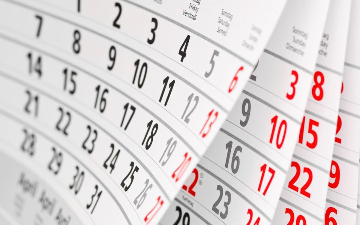 2021/2022 Calendars